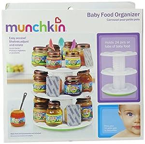 Munchkin Deluxe Baby Food Organizer