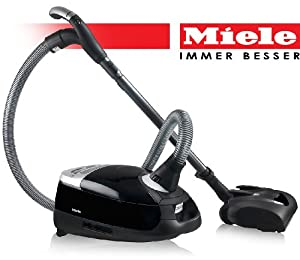 Miele S5281 Callisto HEPA Canister Vacuum Cleaner w/ Electric Power Brush and Floor Brush!