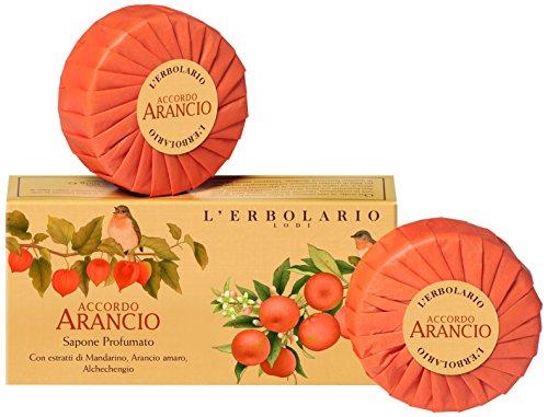 LErbolario-Accordo-Arancio-2-Seifen-je-limitierter-Edition-1er-Pack-1-x-200-g