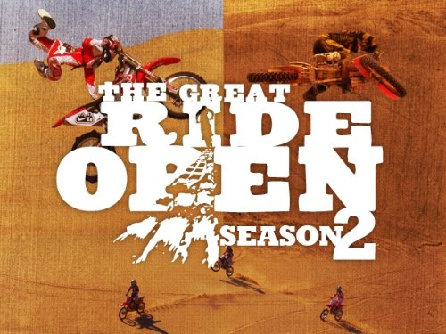 The Great Ride Open Season 2 movie
