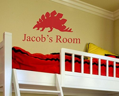 Alphabet Garden Jacob's Room Personalized Katherine Wall Decal, 46