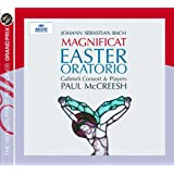 Bach, J.S.: Easter Oratorio; Magnificat