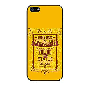 Vibhar printed case back cover for Apple iPhone 5c Pidgeon
