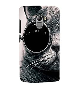 Ebby Premium Printed Mobile Back Case Cover With Full protection For Lenovo K4 Note (Designer Case)