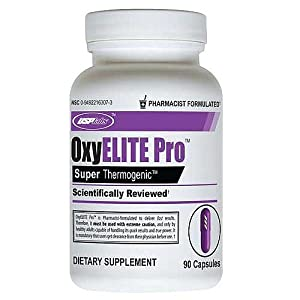 USP Labs OxyELITE Pro, 90 Caps Super Thermogenic Fat Burner
