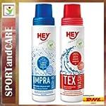 Hey Sport Doppelpack: Impra Wash & Te...