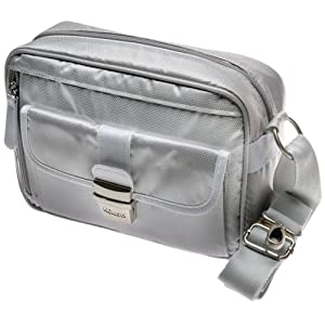 Nikon 1 Series Deluxe Digital Camera Case (Gray) for J1, J2, J3, S1, V1, V2