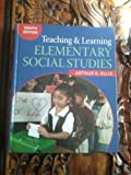 img - for Teaching &Learning Elementary Social Studies 8th edition book / textbook / text book