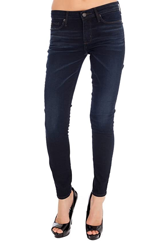 Big Star Women's Andrea Mid Rise Skinny Jeans
