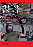img - for At Home in Space: The Late Seventies into the Eighties (Springer Praxis Books) book / textbook / text book