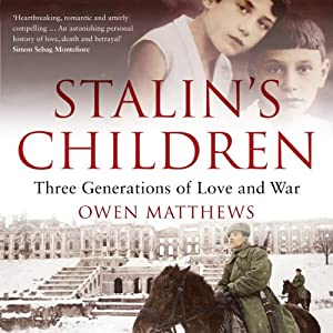 Stalin's Children Audiobook