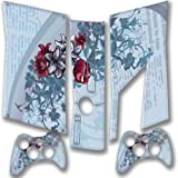 """Lyrics"" 10009, Snuggle Edition, Sticker for XBOX 360 Slim Game Console."