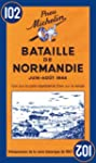 Michelin Historical Map 102: : Battle...