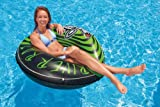 "Search : Intex River Rat Inflatable Floating Tube Raft 47"" - Color May Very #68209 - 2 Count"