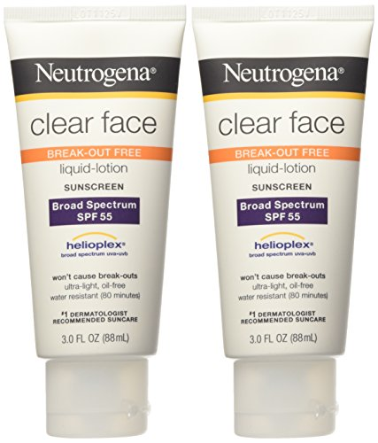 Neutrogena Clear Face Break Out Free Liq