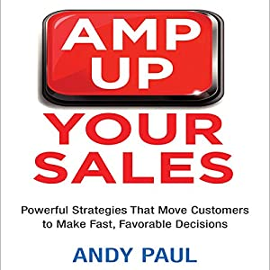 Amp Up Your Sales Audiobook