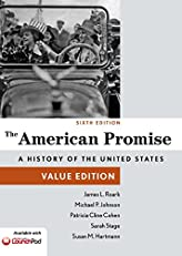 The American Promise, Value Edition, Combined Volume, Sixth Edition