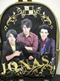 Disney the Jonas Brother Black Gold Backpack