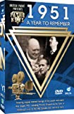 British Pathé News - A Year To Remember 1951 [DVD]