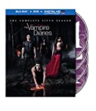 Vampire Diaries: Season 5 [Blu-ray]