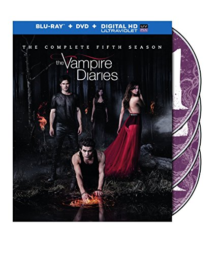 Vampire Diaries: The Complete Fifth Season [Blu-ray] [Import]