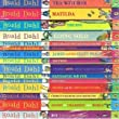 Roald Dahl Complete Collection Children 15 Books Set (Fantastic Mr Fox, The Witches, The Twits, James Giant Peach, Charlie Chocolate Factory, The BFG, Magic Finger, The Giraffe , Esio Trot, Boy Tales, Matilda ...) (Roald Dahl)