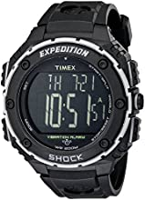 """Timex Men's T499509J """"Expedition Shock XL"""" Resin Watch"""