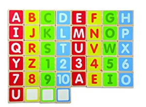 ABC (Upper Case) Alphabet Magnets