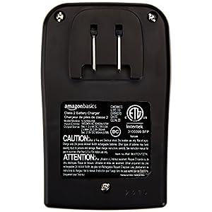 Cargador de Baterías AmazonBasics Ni-MH AA & AAA con puerto usb