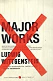 Major Works: Selected Philosophical Writings (0061550248) by Wittgenstein, Ludwig