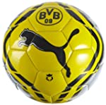 PUMA Ball BVB King Graphic, metallic...