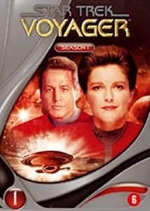Star Trek: Voyager - Season 1 (L'integrale Nouveau packaging - Coffret) [Import belge]