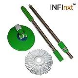 Infinxt Spin Mop Replacement Handle