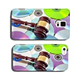 music copy right law concept cell phone cover case Samsung S6