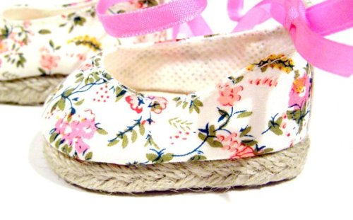 Buy American Girl Doll Clothes Flower Espadrille Shoes