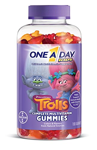 one-a-day-kids-trolls-gummies-180-count