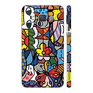 Enthopia Designer Hardshell Case The Chinese Abstract Back Cover for Samsung Galaxy A5 2015