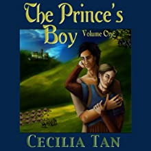 The Prince's Boy, Volume 1 (       UNABRIDGED) by Cecilia Tan Narrated by Roman M. Wagner