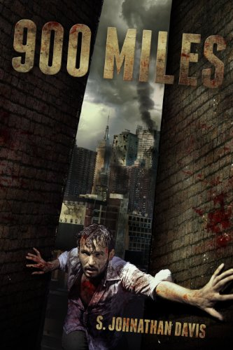 900 Miles: A Zombie Novel by S. Johnathan Davis ebook deal