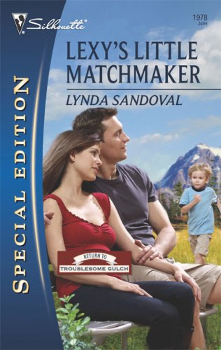 Image of Lexy's Little Matchmaker (Silhouette Special Edition)