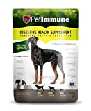 Petimmune dog digestive health pre & probiotic, helps prevent itching, scratching, bad breath, excessive shedding and digestive disorders. Promotes overall health, digestive health, immunity and vitality