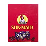 Sun-Maid Milk Chocolate Raisins 24 x 50gm