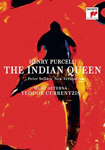 Purcell - The Indian Queen - Teodor Currentzis (2 Dvd)