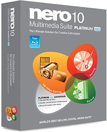 Nero Multimedia Suite 10 Platinum HD (PC)