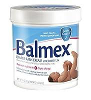 Balmex Diaper Rash Cream, 16-Ounce Jars from Johnson's Baby