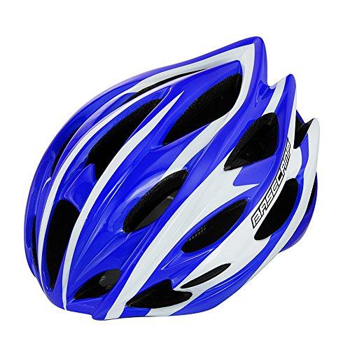 GranVela-BC015-RoadMountain-Bike-Helmet-Adult-Skate-Bicycle-Helmet-Large-Fits-56-62cm-Adjustable-Ultralight-Integrally-for-Men-Women