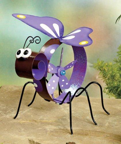 Butterfly Garden Friend Wind Spinner