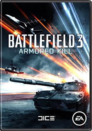 Battlefield 3: Armored Kill DLC Pack [Online Game Code]