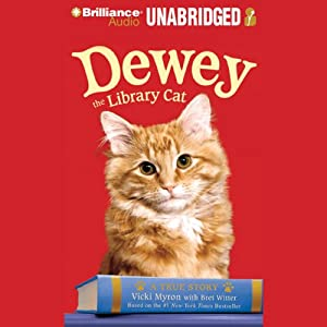 Dewey the Library Cat Audiobook