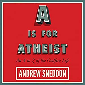 A Is for Atheist Audiobook